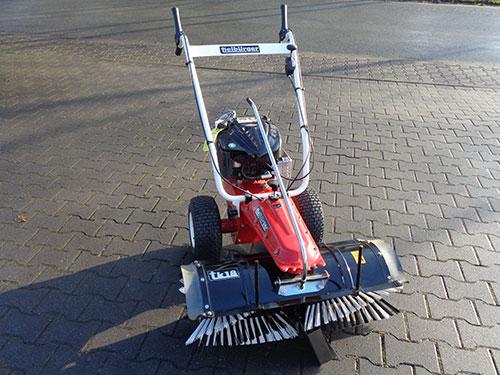 Kehrmaschine Tielbürger TK18 - Bild 2