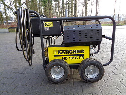 Kärcher Hochdruckreiniger HD 10/35 PB E Cage