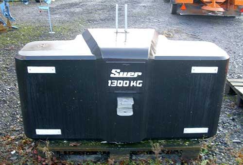 Suer 1300 kg